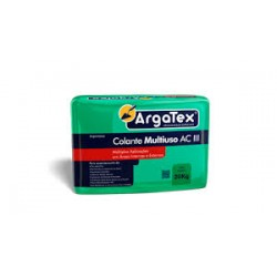 ARGAMASSA MULTIUSO AC-3 20KG ARGATEX