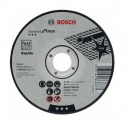 BOSCH DISCO FERRO INOX WA 60T BF