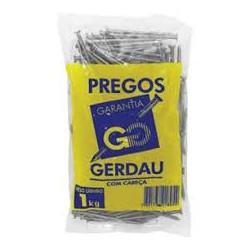PREGO 24X60 GERDAU 1KG