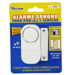 SENSOR PRESENÇA WD-1 WESTERN