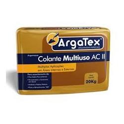 ARGAMASSA EXT 20KG AC II ARGATEX