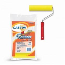 CASTOR ROLO ESPUMA 15CM COD:033 C/CABO