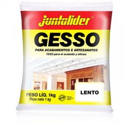GESSO LENTO 1KG JUNTALIDER